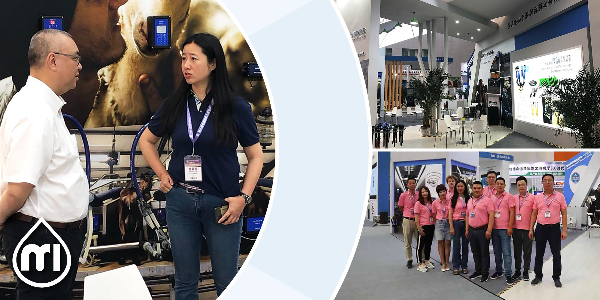 Success at the 2019 Chinese Dairy Exhibition